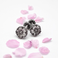 Sakuraカフリンクス - Laurel Cuff Links Collection - 桜